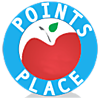 point-earning places